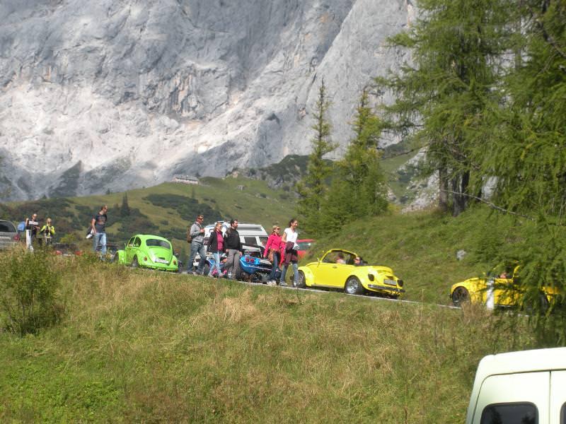 8. VW-Käfer & Bulli-Treffen in Aich-Assach