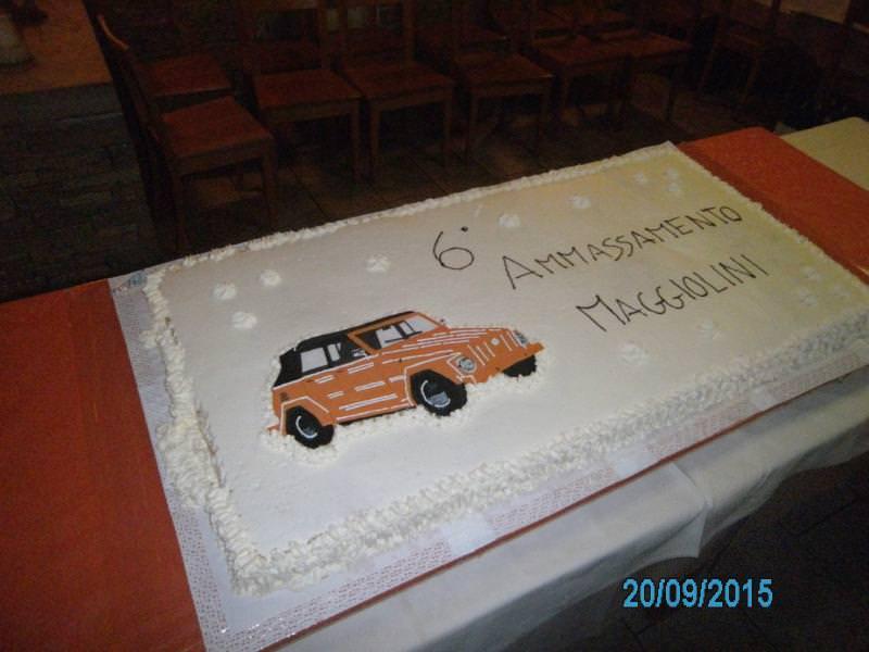 VW-Käfertreffen in Campolongo-Tapogliano 2015