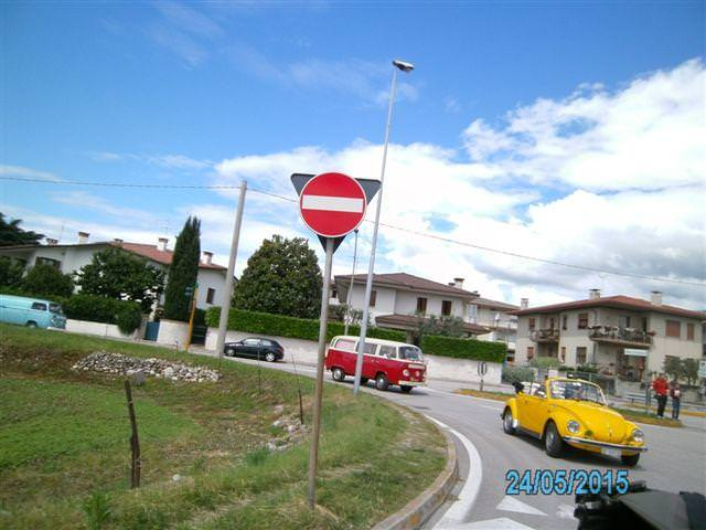 4.VW-Käfertreffen in Cartigliano / Bassano