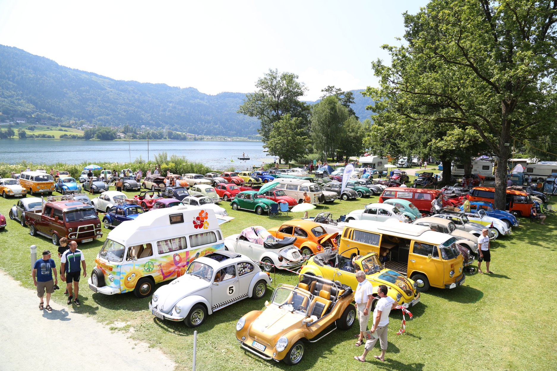 12. Internationales Alpe – Adria VW Käfertreffen