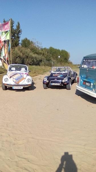 """Herbie on the Beach"""